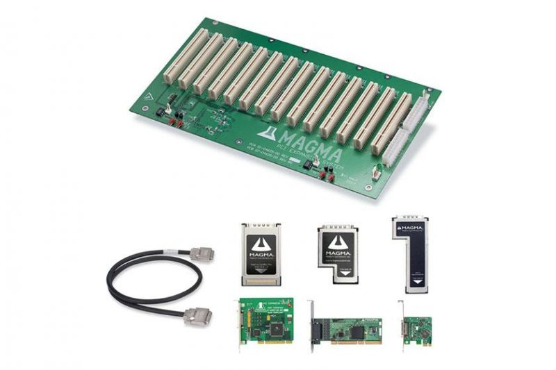 13-Slot PCI Erweiterungs Board Set Typ PCI13NE68