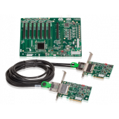 7-Slot PCI Express Board Set Typ EB7NE-X8G2