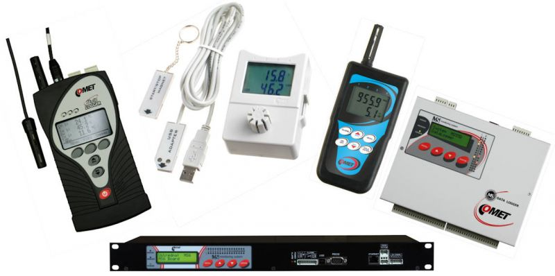 Data Logger, Data Recorder, Measuring Transducer